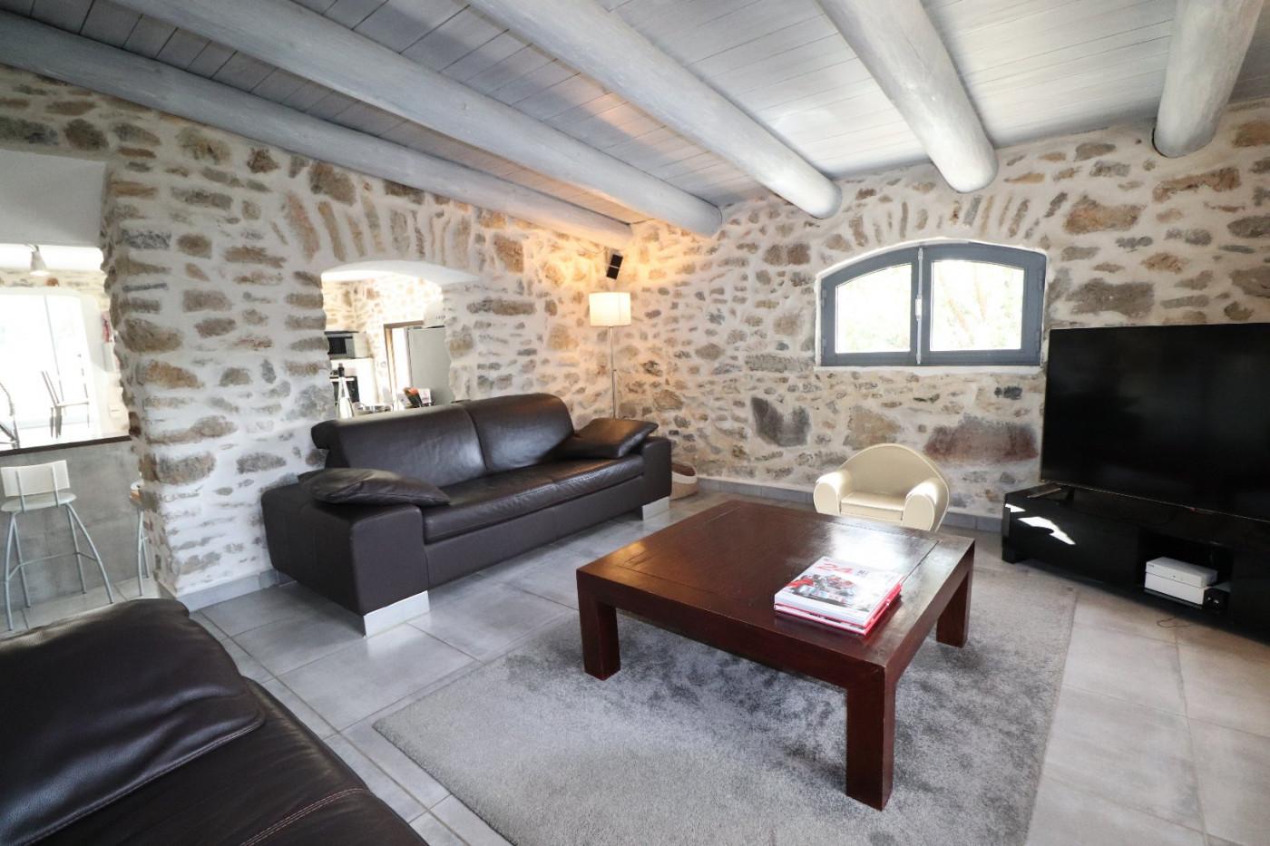 A vendre Rousson 34505558 Pierre blanche immobilier