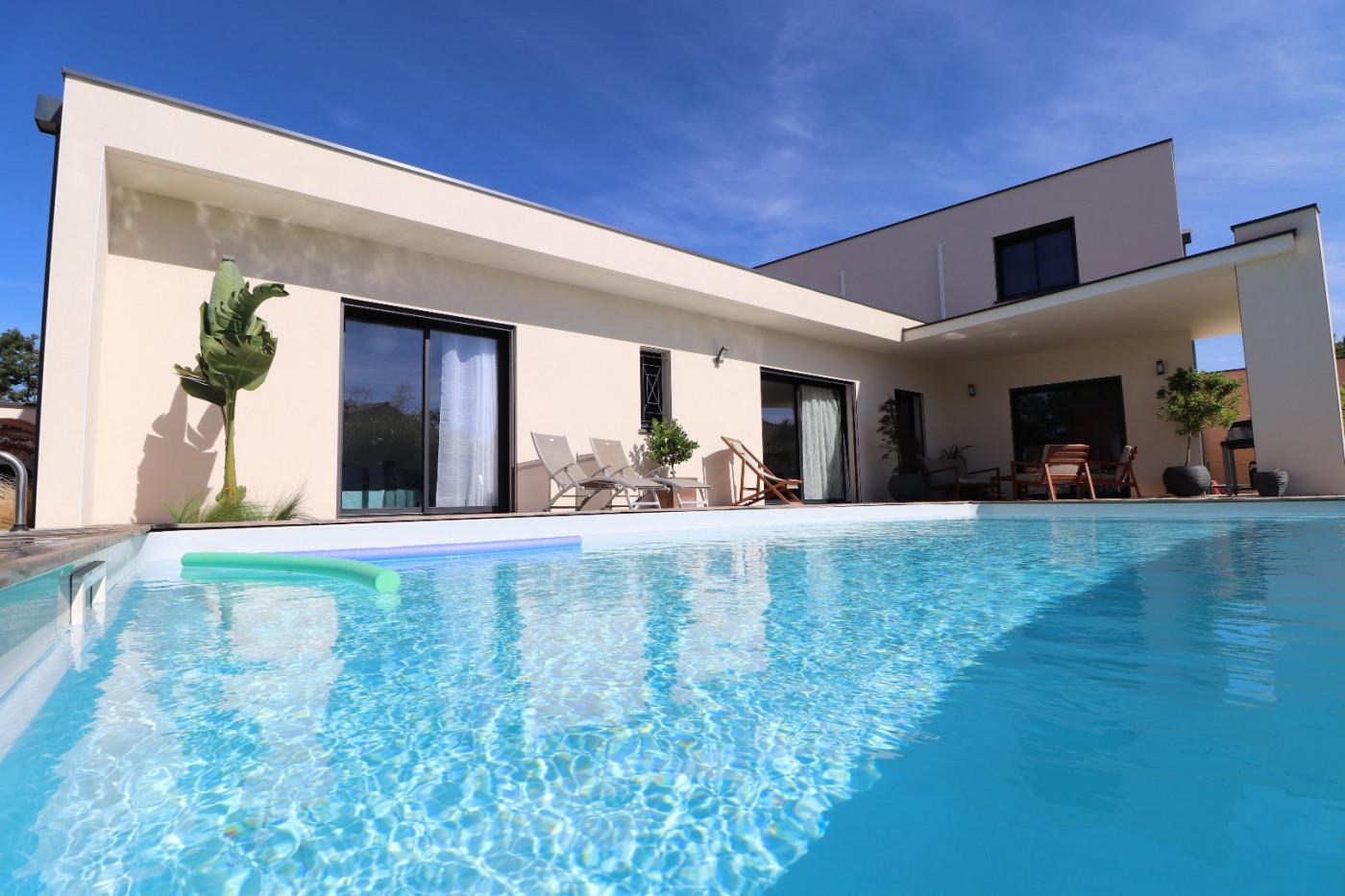 A vendre Lieuran Les Beziers 34505565 Pierre blanche immobilier
