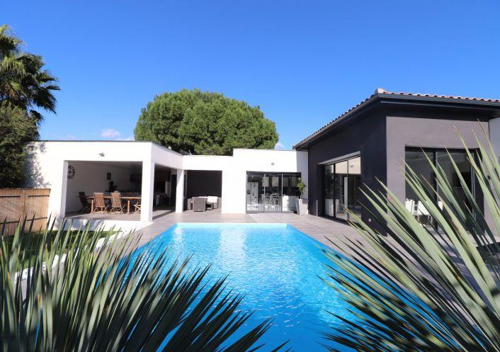 A vendre Lignan Sur Orb 34505600 Pierre blanche immobilier