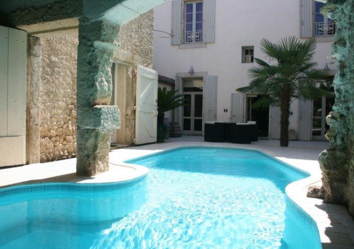 A vendre Maraussan 34505608 Pierre blanche immobilier
