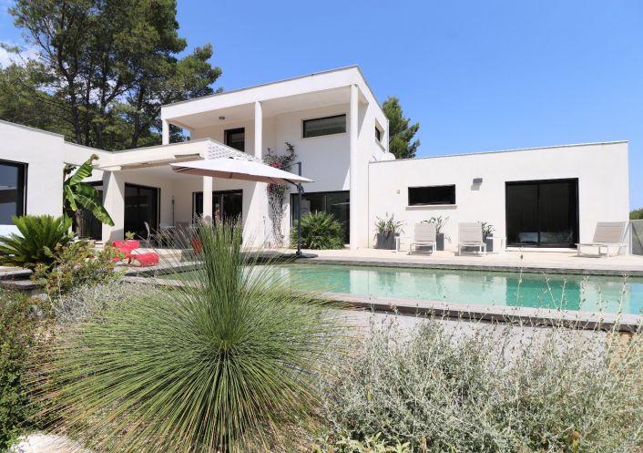 A vendre Calvisson 34505665 Pierre blanche immobilier