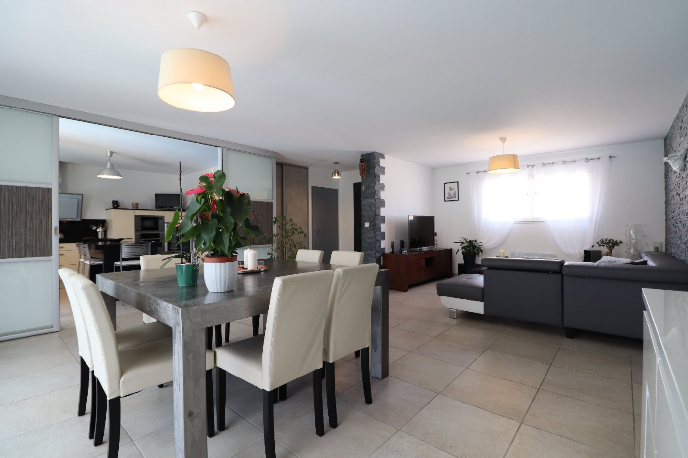 A vendre Bouzigues 34505709 Pierre blanche immobilier