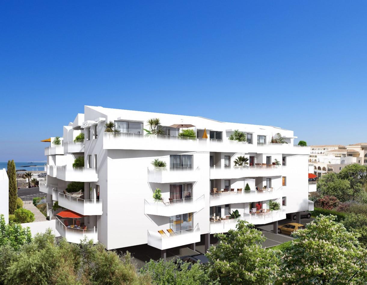 A vendre Sete 34505723 Pierre blanche immobilier