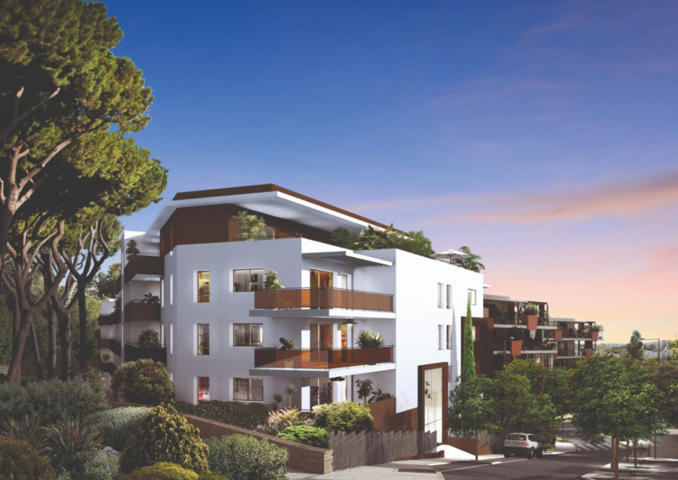 A vendre Montpellier 34505725 Pierre blanche immobilier