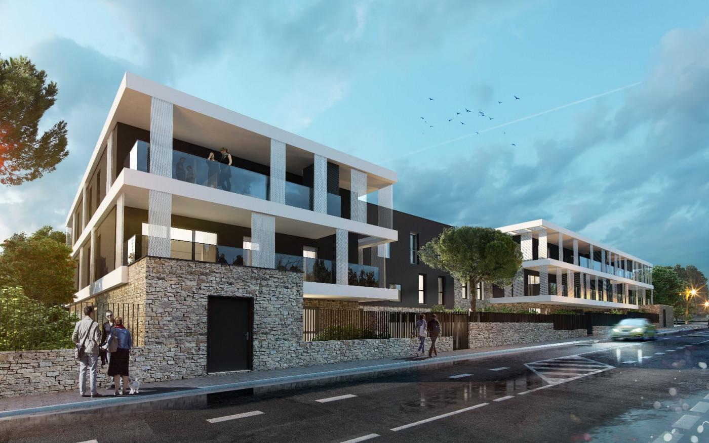 A vendre Montpellier 34505727 Pierre blanche immobilier