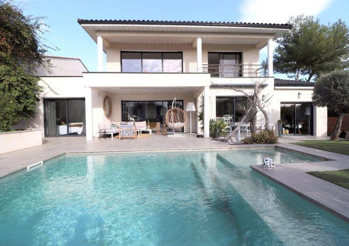 A vendre Poussan 34505728 Pierre blanche immobilier