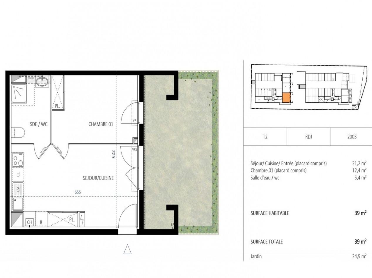 A vendre Montpellier 34505734 Pierre blanche immobilier