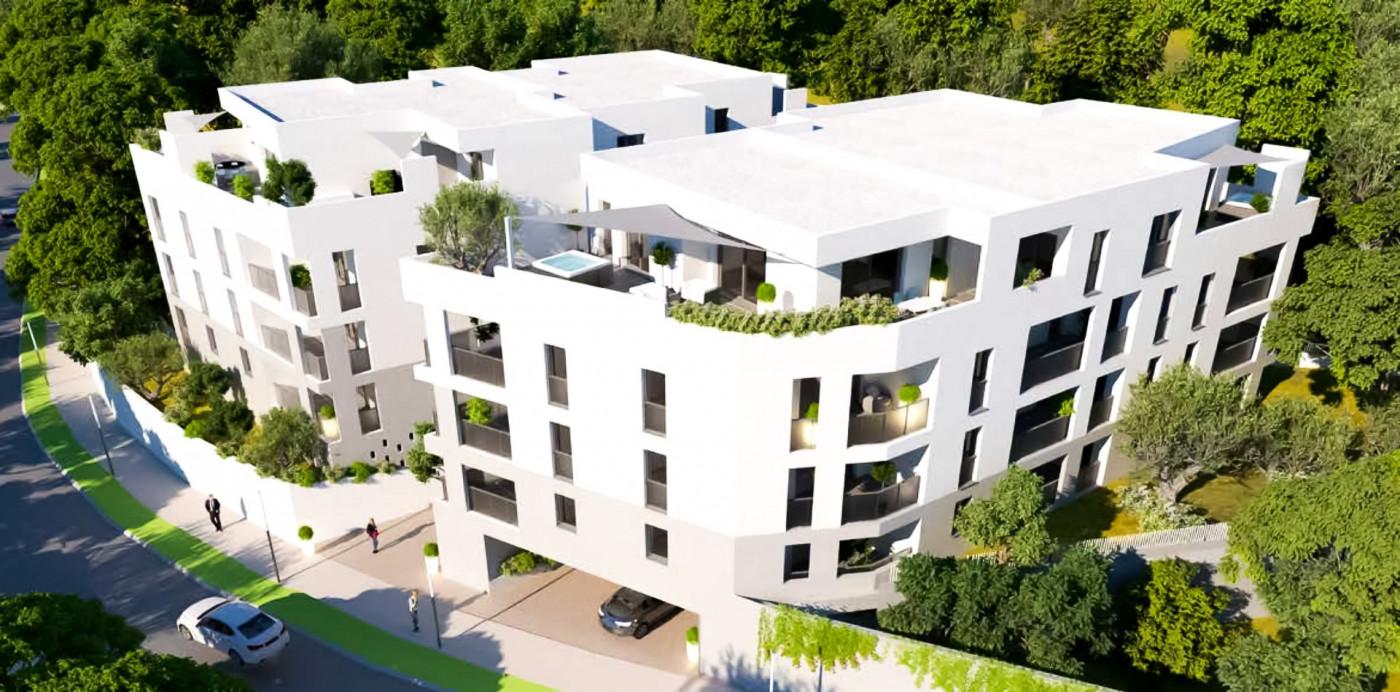 A vendre Montpellier 34505745 Pierre blanche immobilier