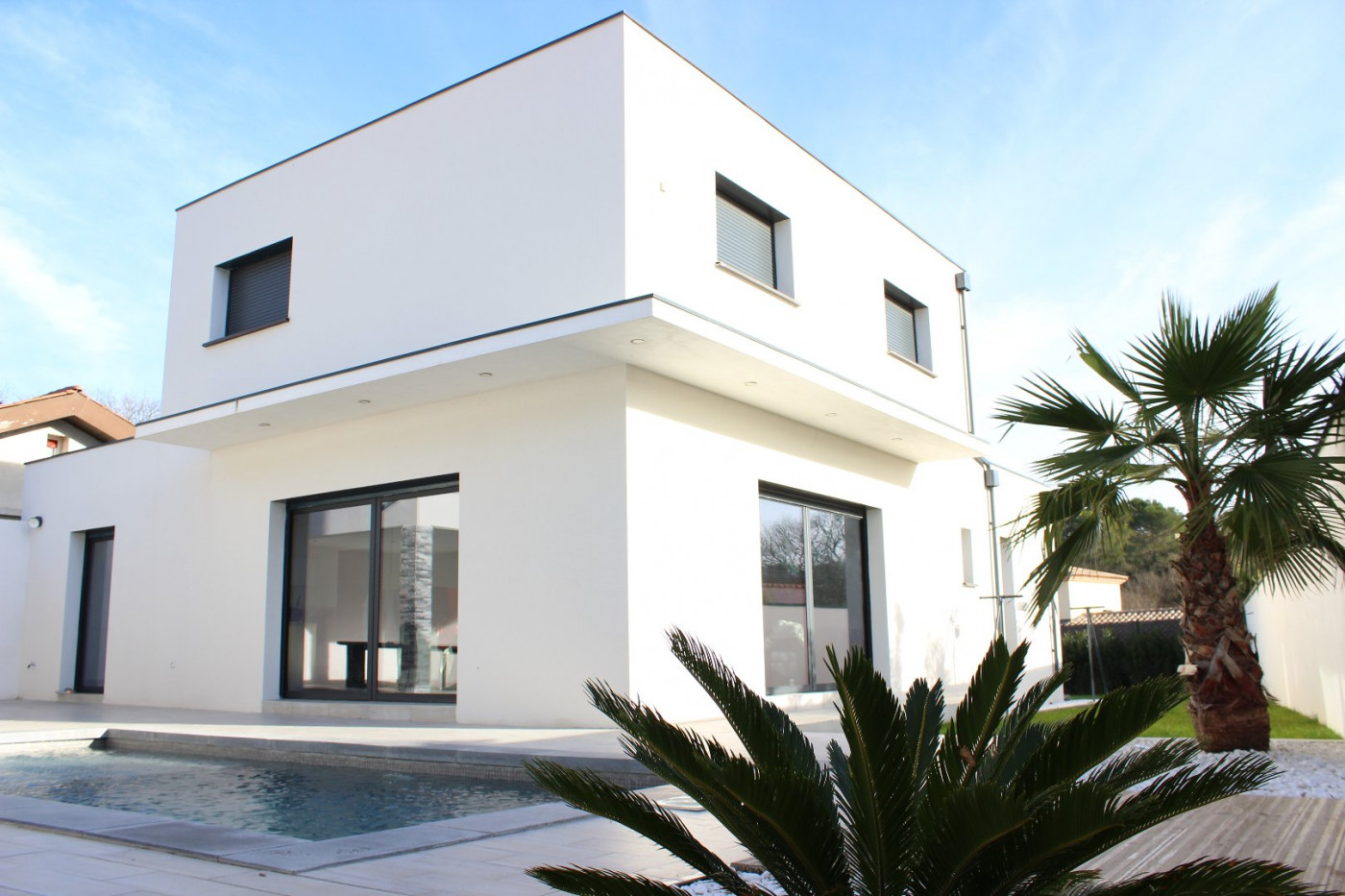 A vendre Sommieres 34505769 Pierre blanche immobilier
