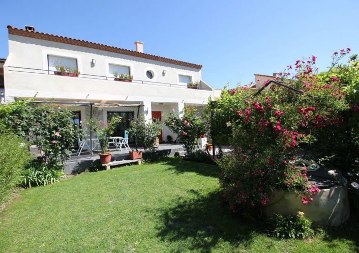 A vendre Saussan 34505783 Pierre blanche immobilier