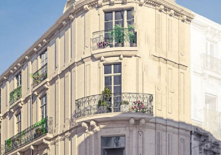 A vendre Montpellier 34505821 Pierre blanche immobilier