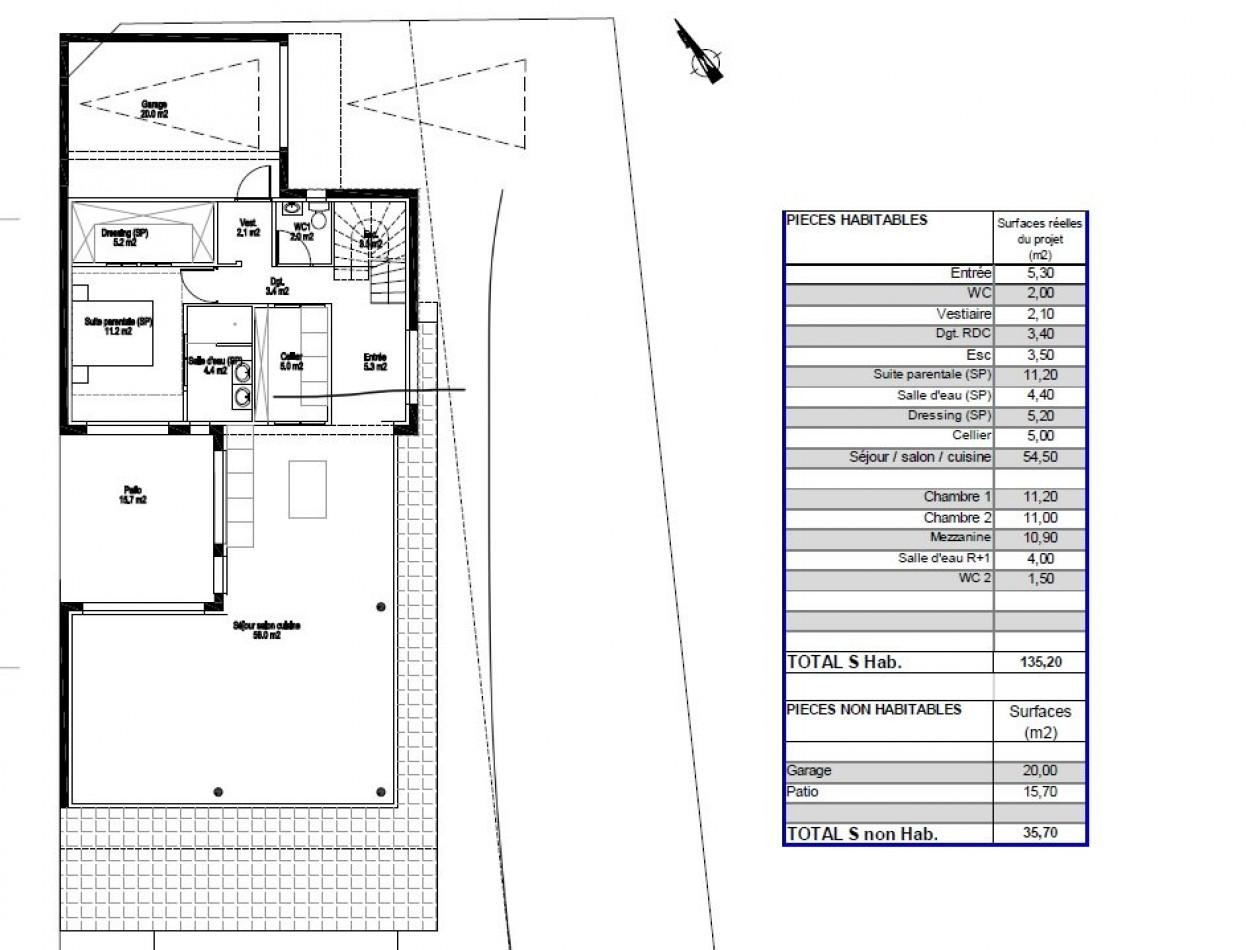 A vendre Le Grau D'agde 34505856 Pierre blanche immobilier