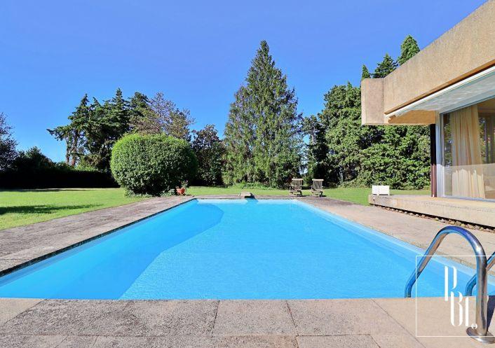 A vendre Villa d'architecte Nimes   R�f 34505873 - Pierre blanche immobilier