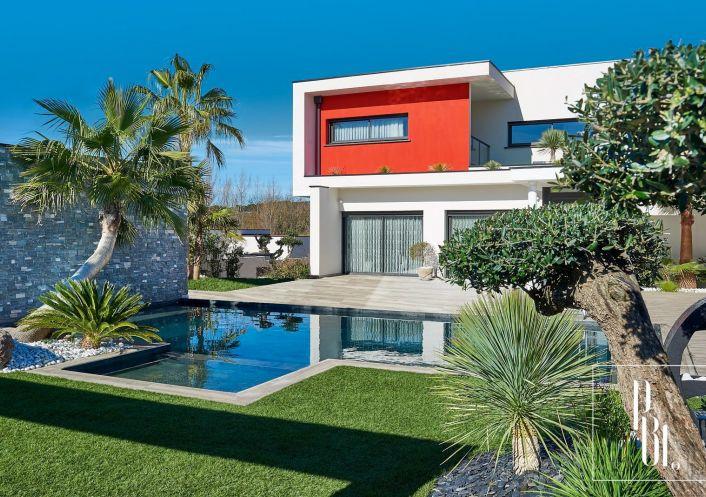 A vendre Villa d'architecte Beziers   R�f 34505882 - Pierre blanche immobilier
