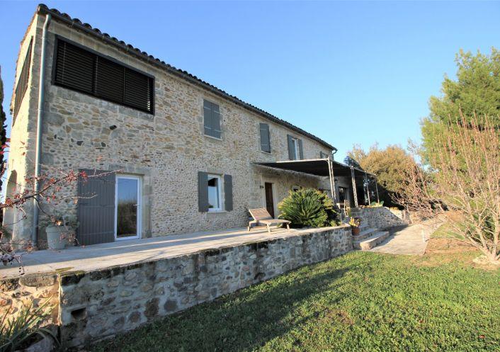 A vendre Gignac 34505958 Pierre blanche immobilier