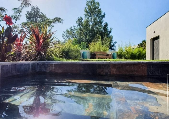 A vendre Villa d'architecte Agde | R�f 34505984 - Pierre blanche immobilier
