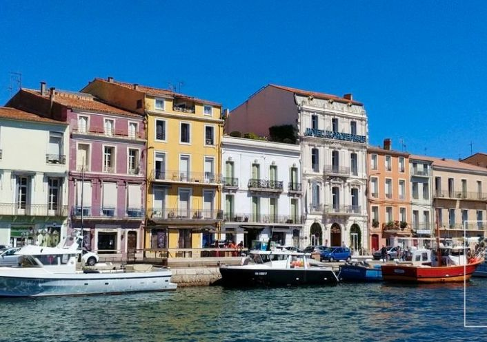 A vendre Appartement Sete   R�f 34505989 - Pierre blanche immobilier