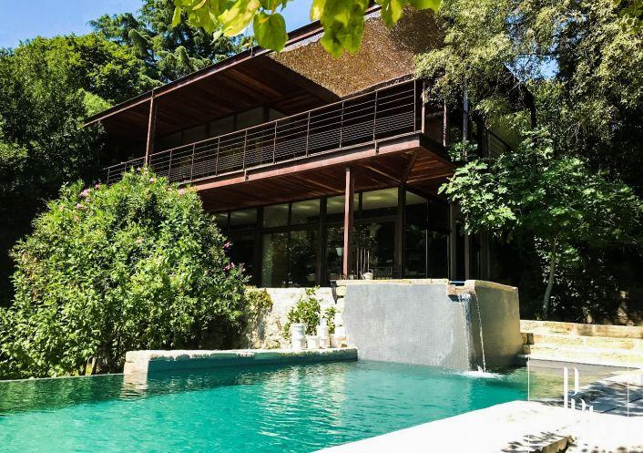 A vendre Villa d'architecte Uzes | R�f 34505997 - Pierre blanche immobilier