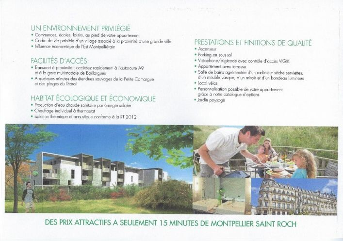 A vendre Baillargues 345075371 Immo plus