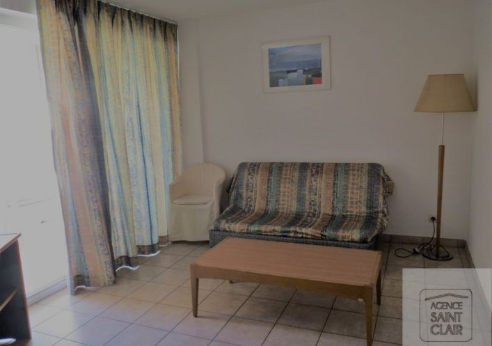 A vendre Appartement Sete   Réf 345111235 - Agence saint clair sète