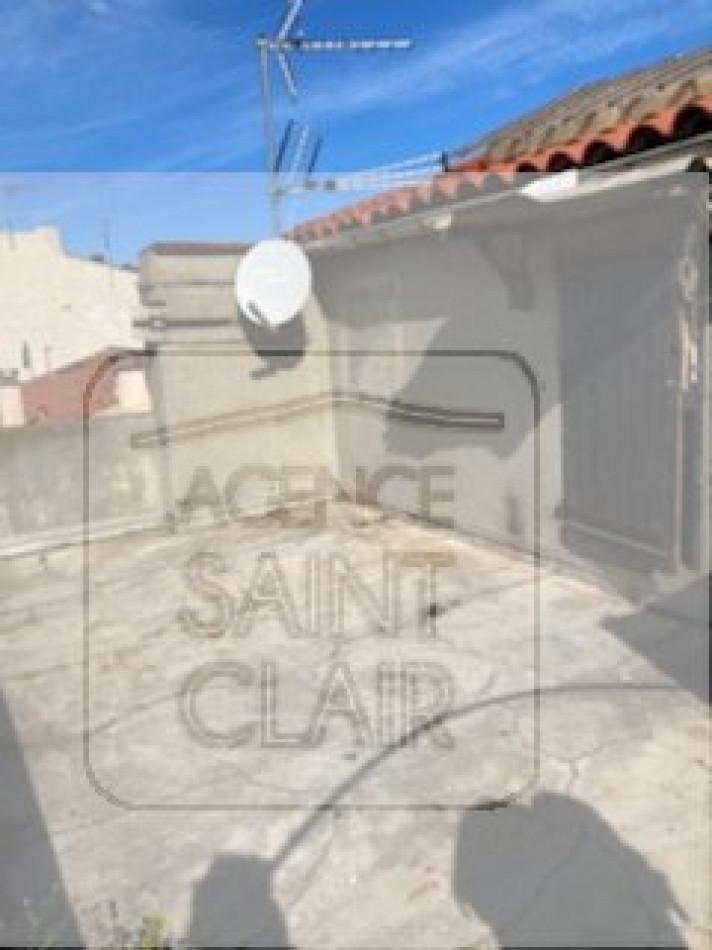A vendre  Sete   Réf 345111318 - Agence saint clair sète