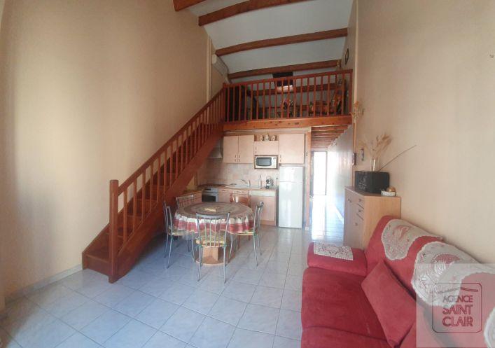 A vendre Appartement Sete | Réf 345111322 - Agence saint clair sète