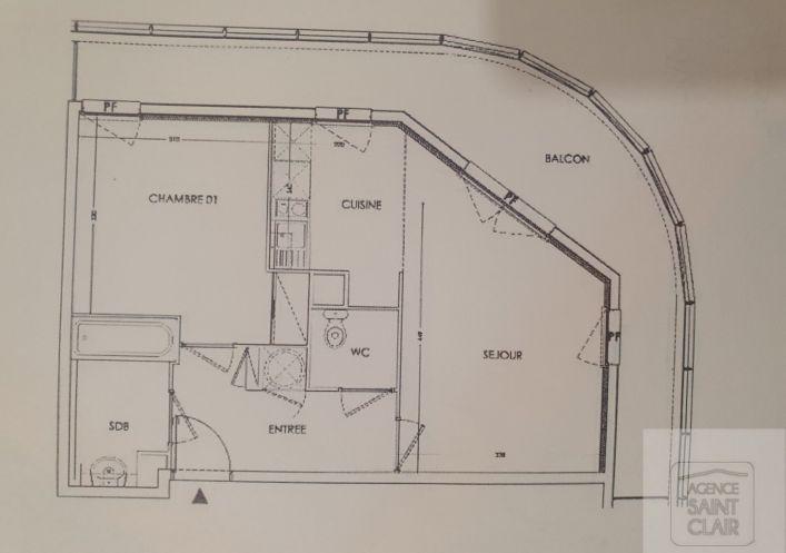 A vendre Appartement Sete   Réf 345111326 - Agence saint clair sète