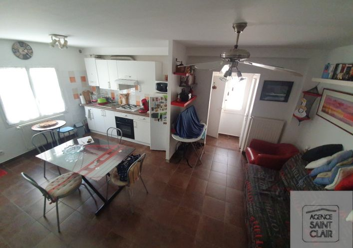 A vendre Maison Sete | Réf 345111330 - Agence saint clair sète