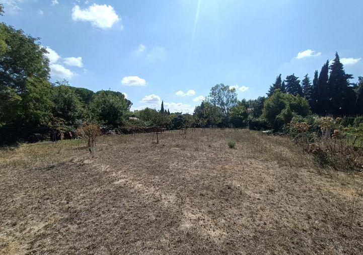 A vendre Terrain constructible Caux   R�f 345151213 - Rodriguez immobilier