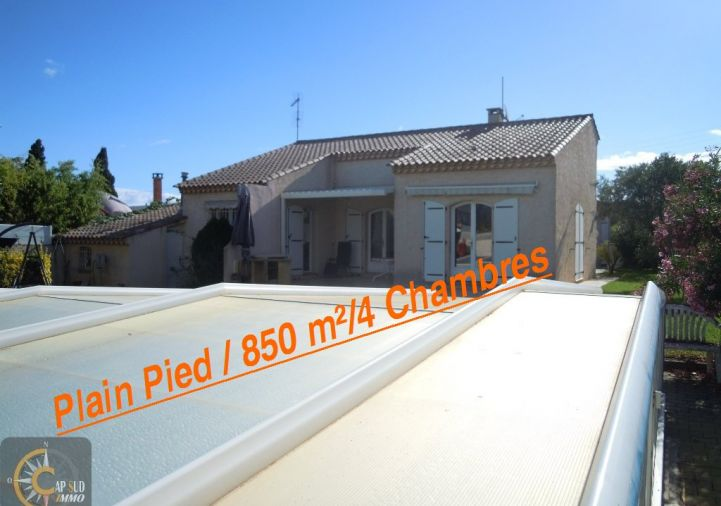 For sale Sauvian 34518285 Cap sud immo