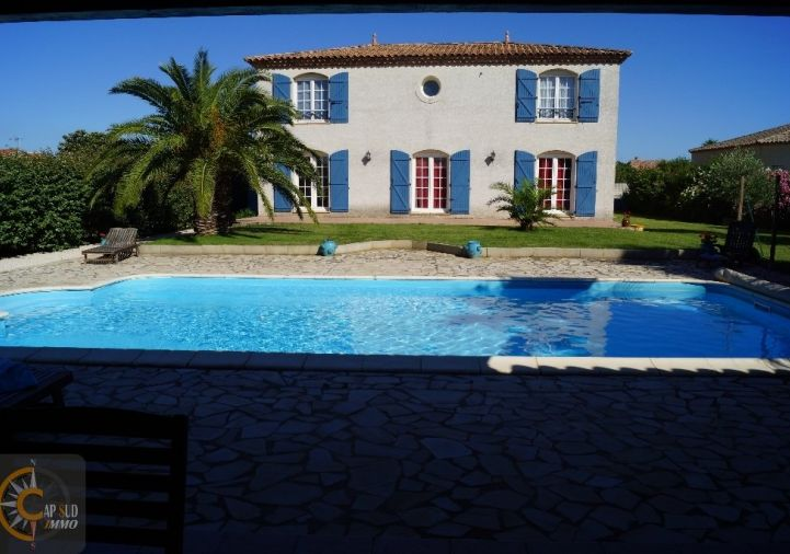 For sale Sauvian 34518314 Cap sud immo