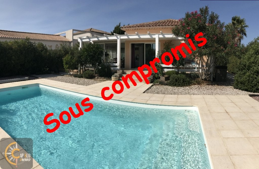 A vendre Serignan 34518326 Cap sud immo