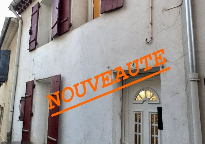 For sale Cers 34518351 Cap sud immo