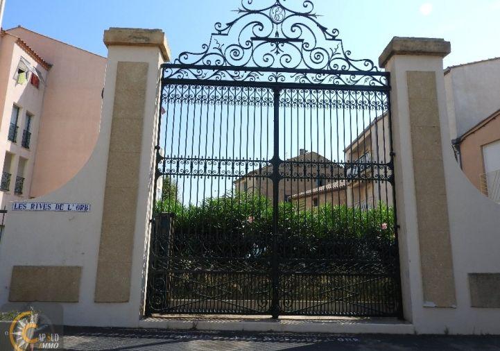A vendre Appartement Serignan | Réf 34518369 - Cap sud immo
