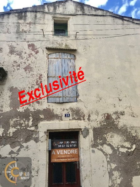 A vendre  Serignan   Réf 34518387 - Cap sud immo