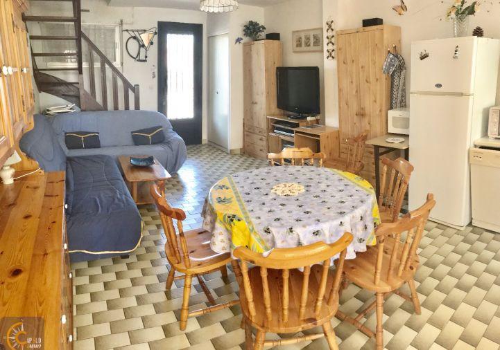 A vendre Maison en résidence Valras Plage | Réf 34518446 - Cap sud immo
