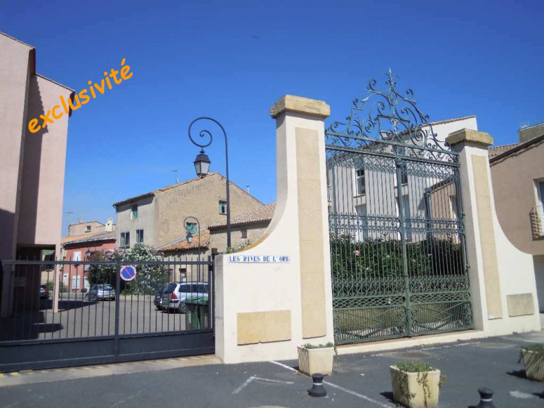 A vendre Serignan 3451862 Cap sud immo