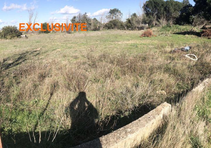 A vendre Terrain agricole Serignan | Réf 34518719 - Cap sud immo