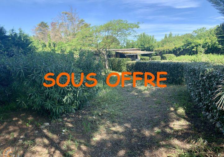 A vendre Terrain agricole Serignan | Réf 34518732 - Cap sud immo