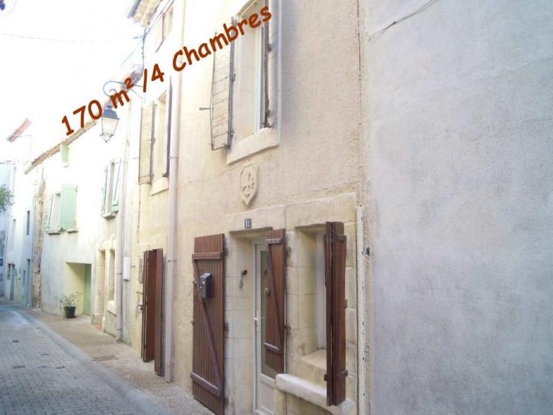 A vendre Cazouls Les Beziers 3451874 Cap sud immo