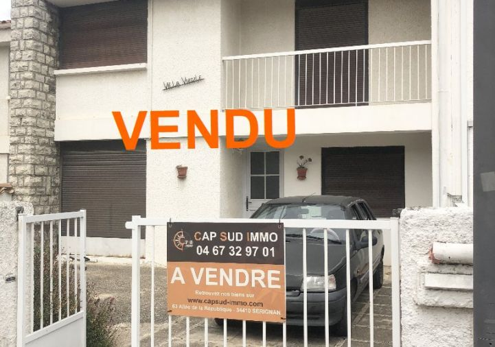 A vendre Villa Serignan | Réf 34518753 - Cap sud immo