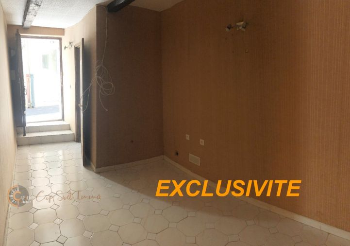 A vendre Studio Serignan | Réf 34518771 - Cap sud immo