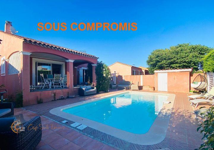 A vendre Villa Vendres | Réf 34518799 - Cap sud immo
