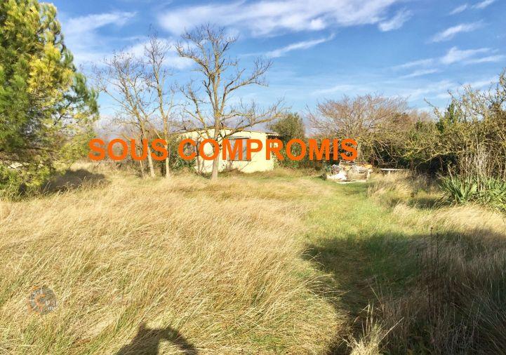 A vendre Terrain agricole Serignan | Réf 34518816 - Cap sud immo
