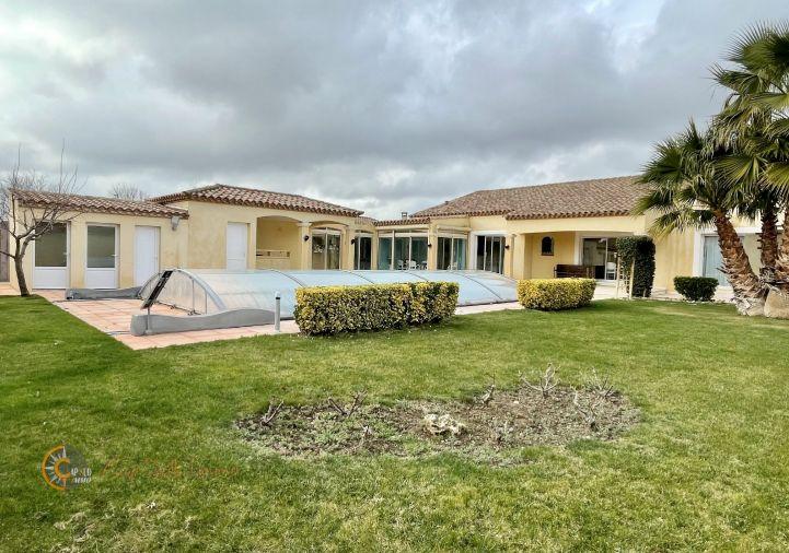 A vendre Villa Sauvian | Réf 34518817 - Cap sud immo