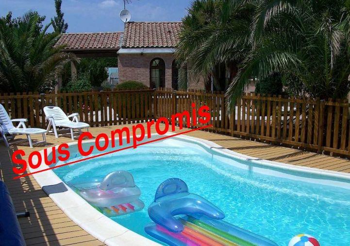 For sale Sauvian 3451899 Cap sud immo