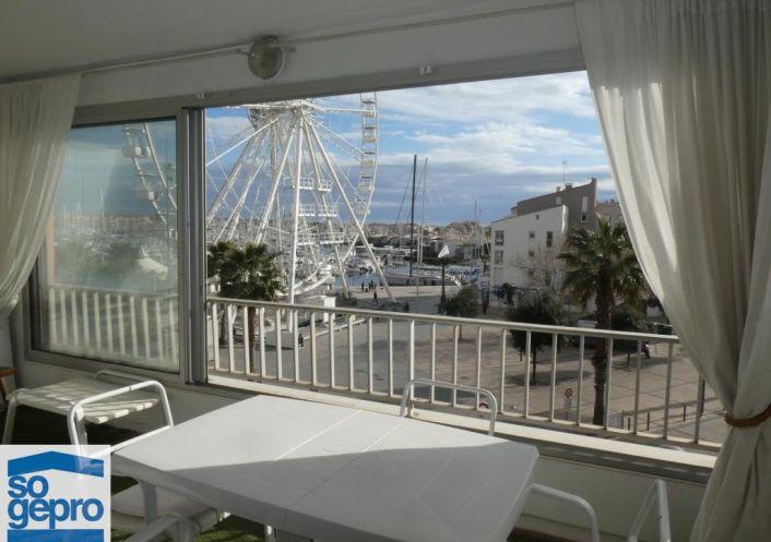 A vendre Appartement Le Cap D'agde | Réf 345313506 - Agence sogepro