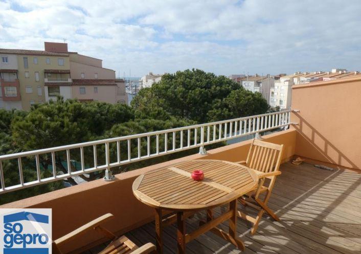 A vendre Appartement Le Cap D'agde | Réf 345313555 - Agence sogepro