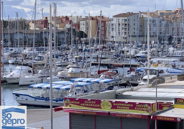 A vendre Appartement Le Cap D'agde | Réf 345313767 - Agence sogepro