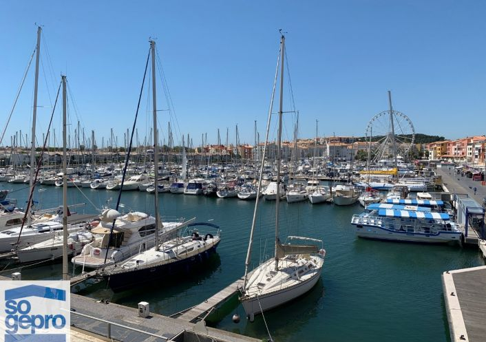 For sale Le Cap D'agde 345313776 Agence sogepro